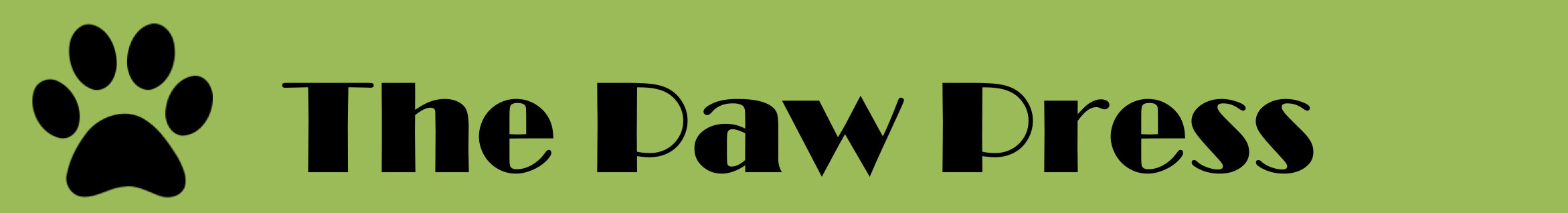 Paw Press Header